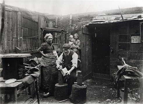 A Brief History Of The Workhome 171 The Workhome Project