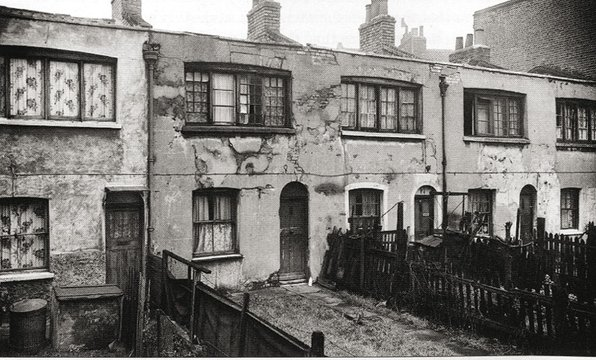 A brief history of the workhome the workhome project for Classic house green street